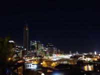 Brisbane: Dachterrasse YHA
