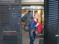 Brisbane: Auf dem Weg nach Sydney