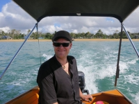 Bootsausflug Mission Beach