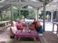 Fraser Island: Mittagessen