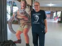 Australia Zoo: Thorsten und Steve Irwin