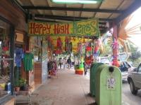 Nimbin: Fußgängerzone