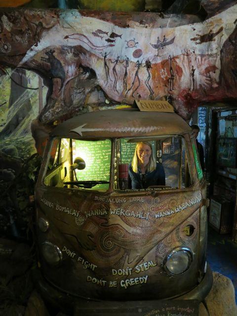Nimbin: Hippie-Museum