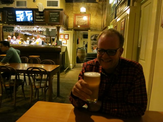 Sydney: Lord Nelson Brewery Hotel