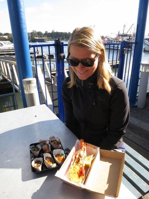 Sydney: Mittagessen Fischmarkt