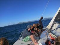 Australien: Segeln auf der Silent Night vor den Whitsunday Islands