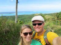 Cookinseln: Wanderung durchs Hinterland von Aitutaki