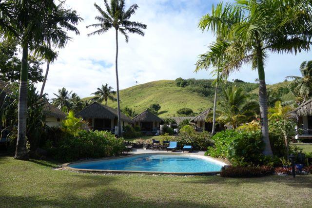 Cookinseln: Tamanu Beach Bungalows