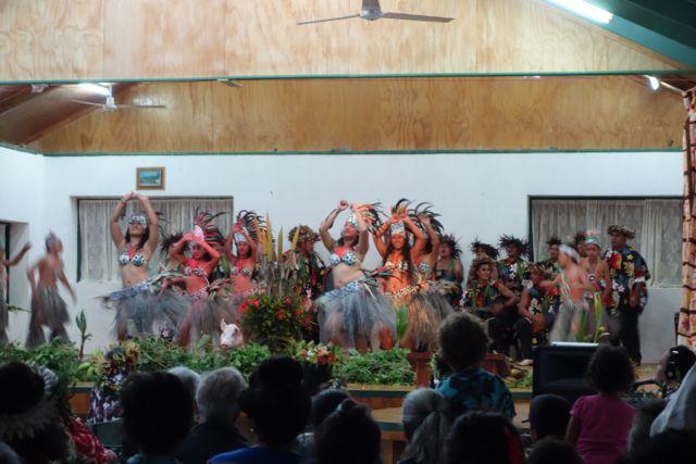 Atiu: Tanzwettbewerb