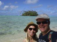 Rarotonga: Laguna am Muri Beach