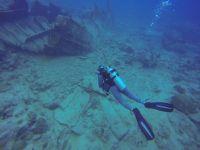 Rarotonga: Tauchgang