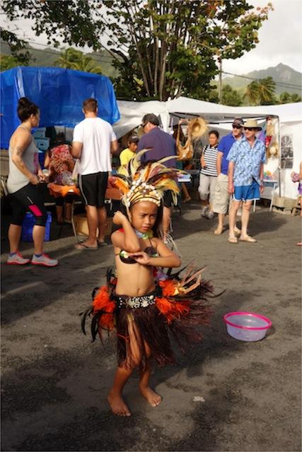 Rarotonga: Punanga Nui Market