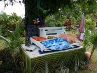 Rarotonga: Obststand