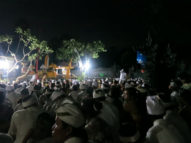 Pemuteran: Galungan Zeremonie