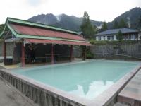 Hot Springs in Rajah Berne