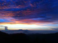 Sonnenaufgang Gunung Penanjakan