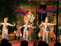 Tanzaufführung Bali