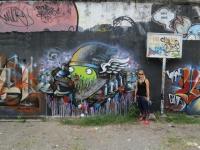 Yogyakarta: Graffiti