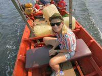 Bootsfahrt nach Andong Teuk