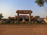 Kambodscha: Skone, die Stadt der frittierten Spinnen