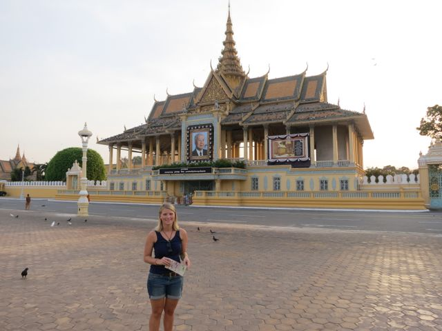 Präsidentenpalast Phnom Penh