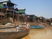 Floating Village Tonle Sap