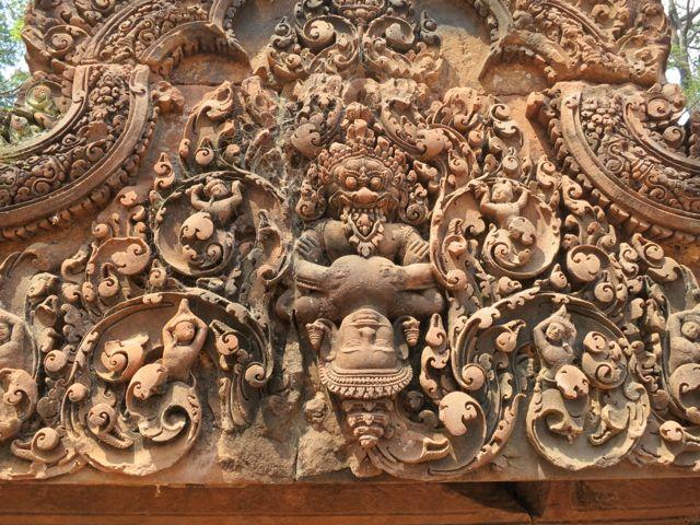 Angkor: Banteay Srey