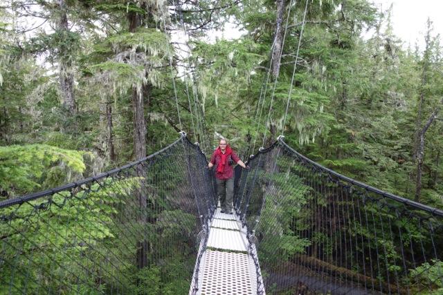 Prince Rupert: Metlakatla Trail