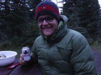 Rocky Mountains: bei 3°C im Jasper NP