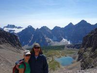 Rocky Mountains: Sentinel Pass