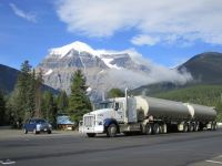 Rocky Mountains: Mount Robson