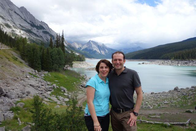 Rocky Mountains: Medicine Lake