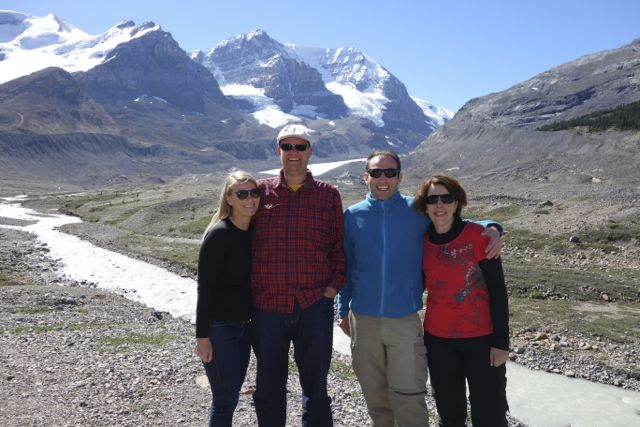 Rocky Mountains: Columbia Icefield