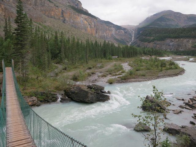 Rocky Mountains: Berg Lake Trail