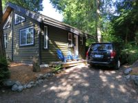 Vancouver Island: Blockhütte Ucluelet