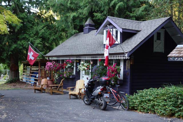 Vancouver Island: Tea Cozy Bed & Breakfast