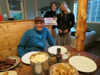 Vancouver Island: Abendessen