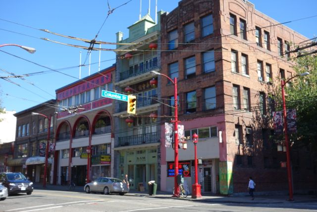 Vancouver: Chinatown