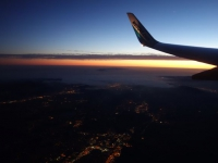 Flug Rarotonga - L.A.