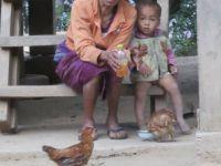 Oudomxai: Dorf der Khmu