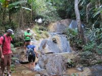 Nong Kiao: 100 Waterfalls Trek