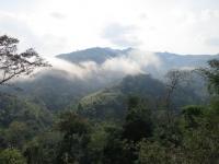 Oudomxai: Landschaft