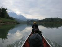 Nong Kiao: Bootsfahrt Nam Ou