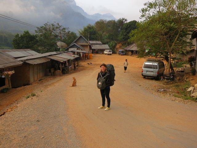 Nong Kiao: Auf dem Weg zum Fährableger