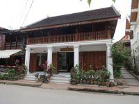 Luang Prabang: Haus in der Altstadt