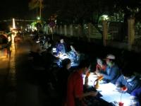 Luang Prabang: Lotterieverkäufer