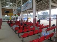 Luang Prabang: Busbahnhof