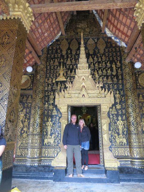 Luang Prabang: Vat Xieng Thong