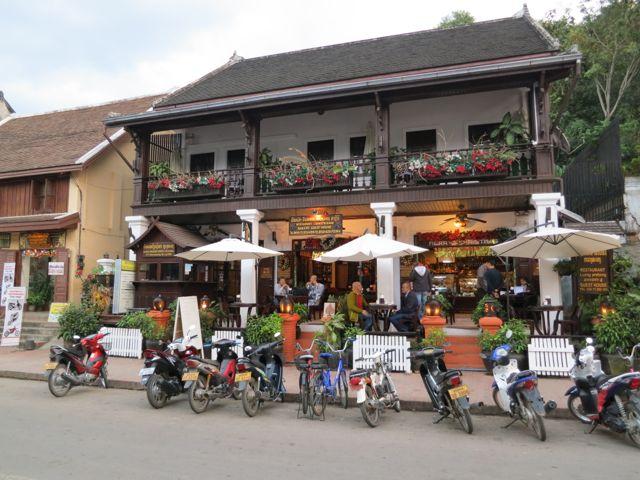 Luang Prabang: Cafe