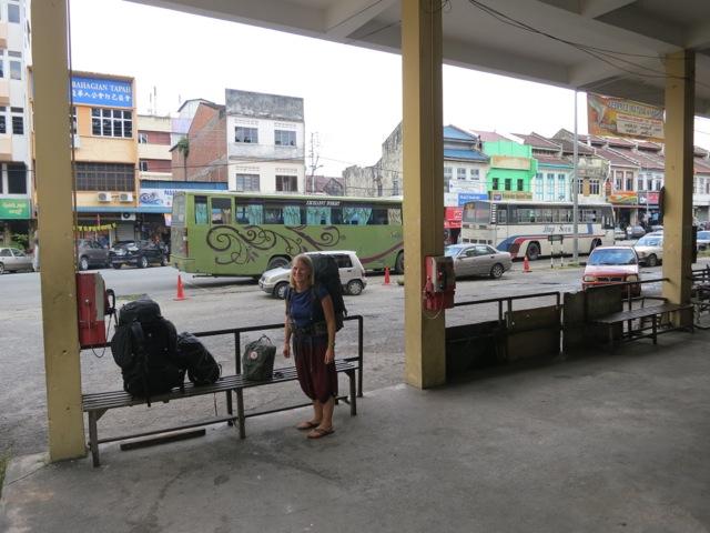 Busbahnhof Tapah